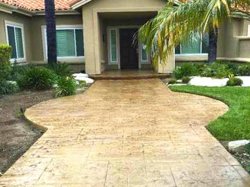 Stonecrete Tiles Stamped Tile Molds Concrete Walkways Systems Orem Ut