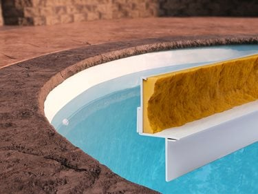 Pool Coping - Options for Swimming Pool Coping - The Concrete Network