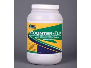 Counter Flo, Admixture Site Fritz-Pak Mesquite, TX