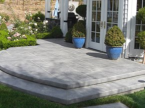 Concrete Patios Lasting Impressions in Concrete Petaluma, CA