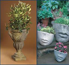 Flower Pot Site ConcreteNetwork.com