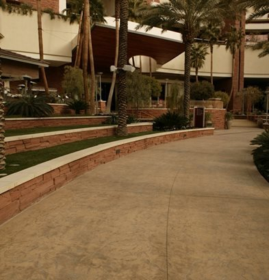 Stamped Concrete ArCon Flooring Las Vegas, NV