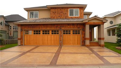 Concrete driveways anchorage ak photo gallery for Contractors network