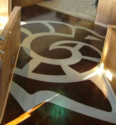 Acid Base Concrete Floors Maverick Specialty Contracting Seattle, WA
