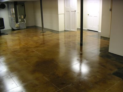 concrete floors over existing saltillo tile ceramic tile advice