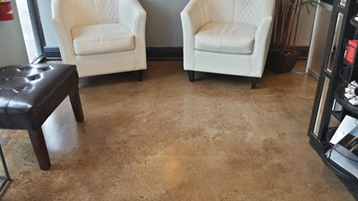 Brown Concrete Concrete Floors Concrete Ideas Tampa, FL