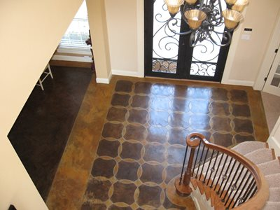 Concrete Floors - Austin, TX - Photo Gallery - Pennsylvania Concrete
