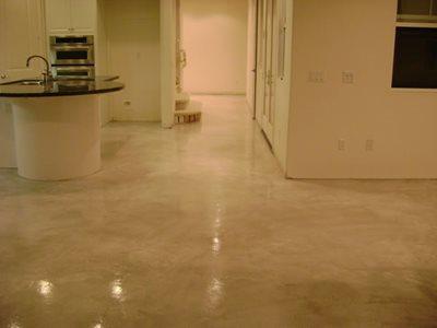 Concrete floors newbury park ca photo gallery for Decorative concrete floors residential