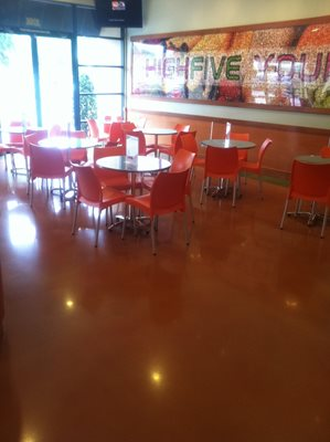 Comconcrete Flooring Miami : Concrete FloorsCustom Concrete DesignsMiami, FL