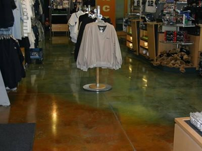 Modified Cement Concrete Floors Maverick Specialty Contracting Seattle, WA