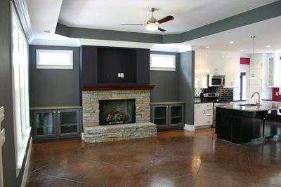 Exceptional Concrete Floors Wright Homes Mccalla Alabama