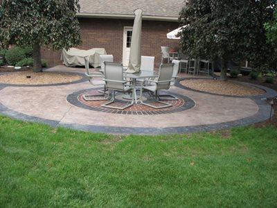 Concrete Patios Conceptual Concrete U0026 Engraving Ltd Woodville, ...