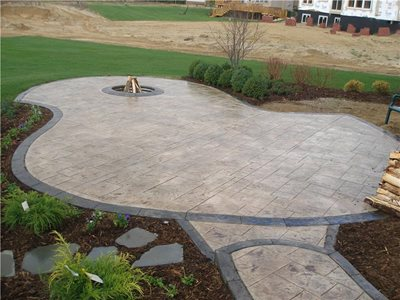 Concrete Patios Milford MI Photo Gallery California Concrete