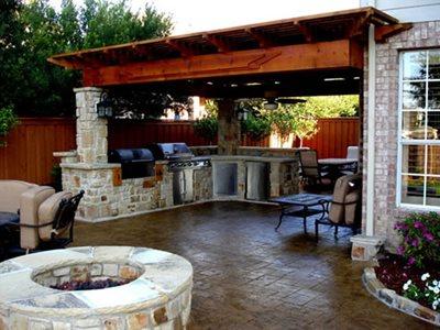 Amazing Concrete Patios Hard Rock Concrete Company Inc Haltom City, TX