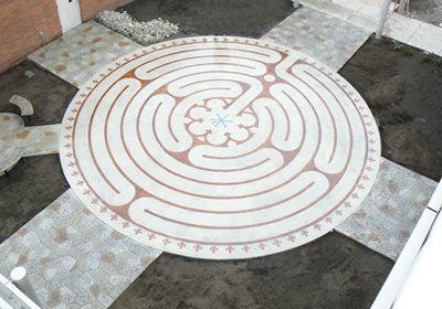 Stenciled Concrete Concrete Patios KW Construction Chehalis, WA