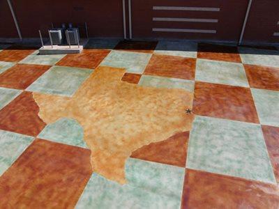 Texas Design Concrete Patios BDC LTD. Longview, TX