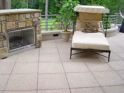 Concrete pavers nationwide distribution photo gallery for New tile technology