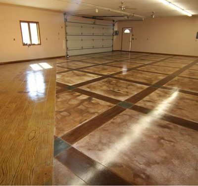 Polished concrete spacebattles forums for Can you polish old concrete floors