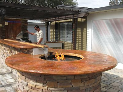 Outdoor Kitchens Wesley Chapel Fl Photo Gallery