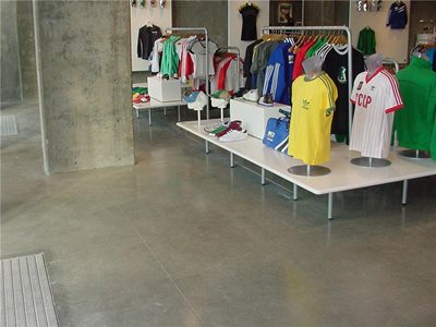 Retail Concrete Coating - Performance Floor Systems, Inc.