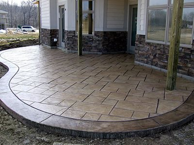 stamped concrete springboro oh photo gallery ohio concrete stamped concrete patterns 17 stamped concrete patio designs home design ideas - Concrete Patio Design Ideas