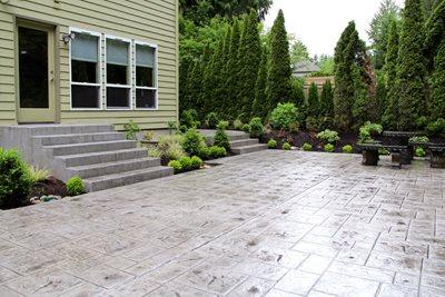 Stamped Concrete Bremerton Wa Photo Gallery