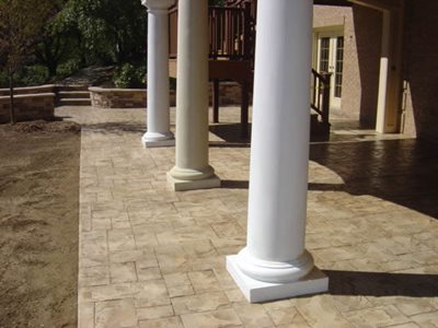 Stamped Concrete Canonsburg Pa Photo Gallery