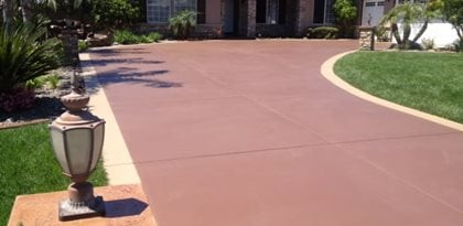 Concrete Driveway Design Ideas - The Concrete Network