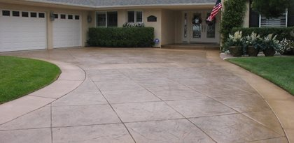 Concrete Driveway Design Ideas The Concrete Network