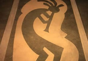 Concrete Floors Surface Gel Tek Mesa, AZ