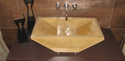 Concrete Sinks Creative Custom Concrete Concepts LLC Anacortes, WA