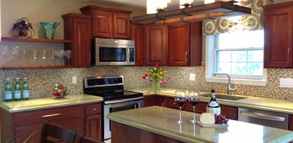 Concrete Countertops Site Concrete Countertop Solutions South Abington Township, PA