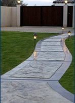 Concrete Walkway Site ConcreteNetwork.com ,