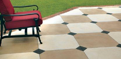 Concrete Patio Colors Patio Design Ideas Styles