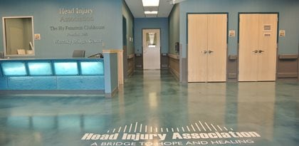 High Moisture Flooring, Epoxy Coating Site Duraamen Engineered Products Jersey City, NJ