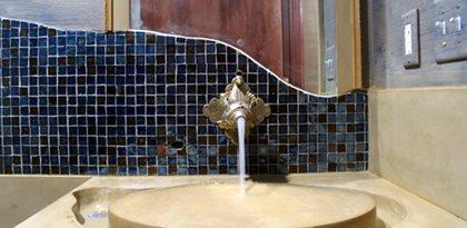 Inverted Concrete Sink, Concrete Sink Design Site JM Lifestyles Randolph, NJ