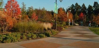 Landscape Site ConcreteNetwork.com ,