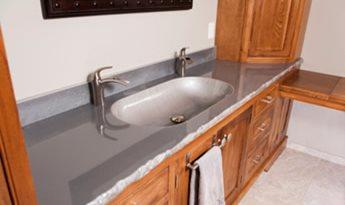 Sink Site Concrete Decor Studio & Store Bethlehem, PA