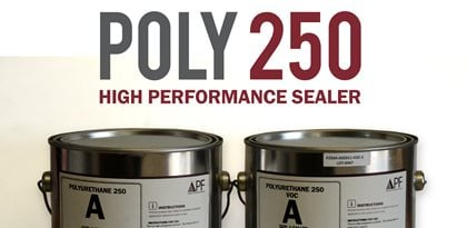 Polyurethane 250 Site Arizona Polymer Flooring Glendale, AZ