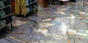 Logos And Graphics For Concrete Floors The Concrete Network