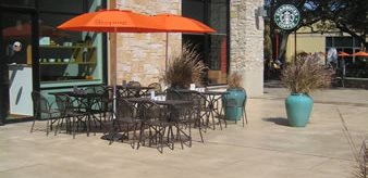 Patios, Patios, And More Patios Site J. Robert Anderson Landscape Architects Austin, TX