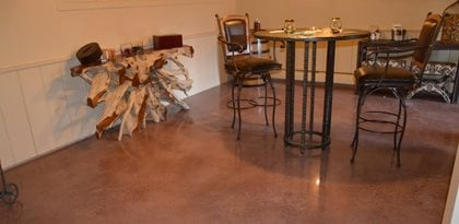 Floor One Concrete Floors Liquid Stone Warminster, PA