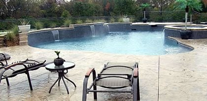 Concrete Pool Decks Concrete by Design Montgomery, NY