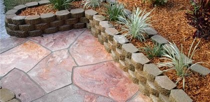 Concrete Walkways Visual Artisan, LLC Kissimmee, Fl