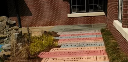 Hopscotch Site Concrete By Design LLC Sharpsburg, GA