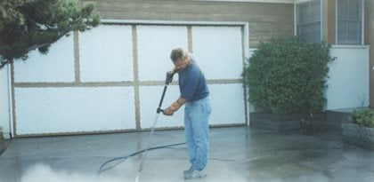 Power Washing ConcreteNetwork.com ,