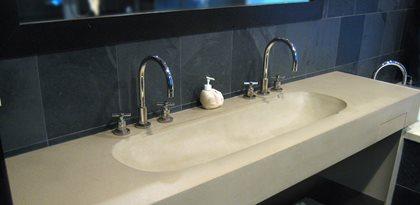 Trough, Sink Site Trueform Concrete Wharton, NJ