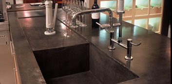 Sinks Site ConcreteNetwork.com