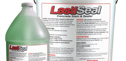 Lastiseal, Concrete Stain And Sealer Site RadonSeal Concrete Care Shelton, CT