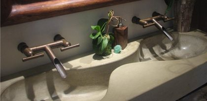Tubs and Showers DC Custom Concrete San Diego, CA